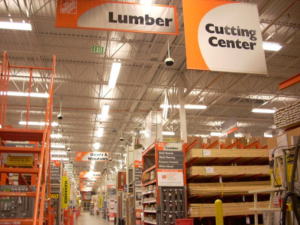 home depot interior home depot 4650 104 911 square feet flickr. Black Bedroom Furniture Sets. Home Design Ideas
