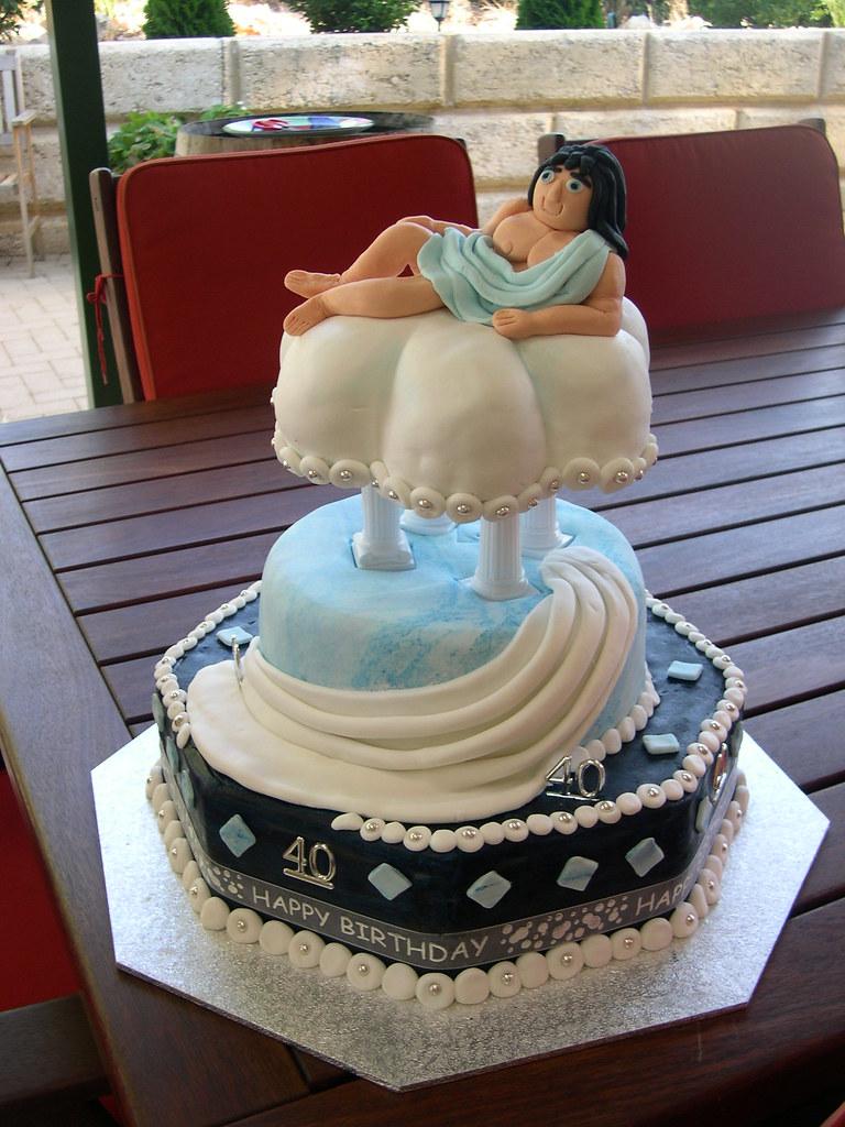 Happy January Birthday Cakes