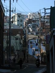 부산 산책 2006.12.29, 초량동 Busan walk