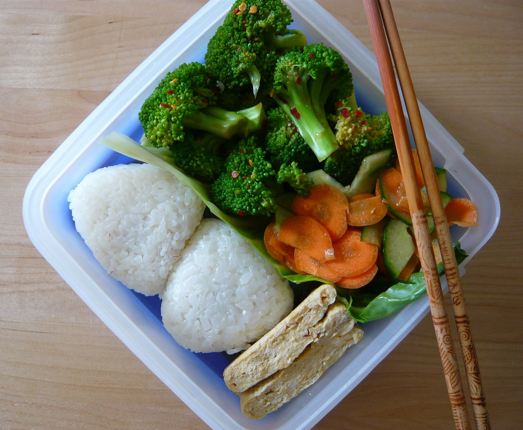 Japanese Lunch Food List
