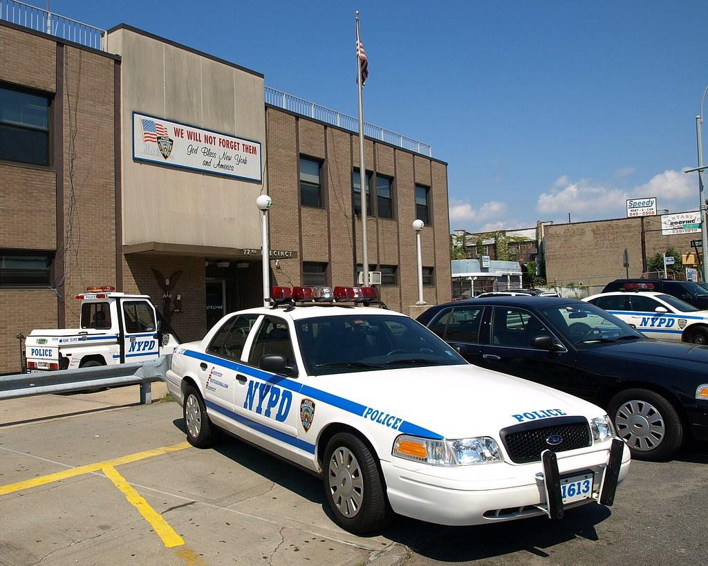 P072 Nypd Police Station Precinct 72 Windsor Terrace Bro