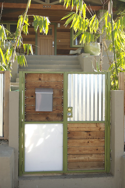 Fence - Gate | Craftsman House - Addition and Remodel ...