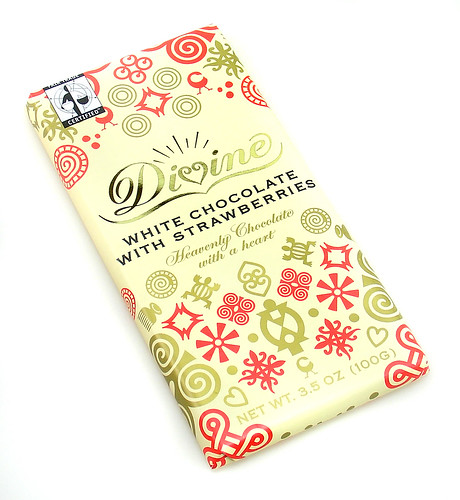 Divine White Chocolate with Strawberries | by cybele-