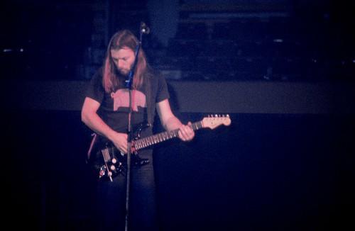 1977 - Pink Floyd - David Gilmour, g