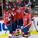 Capitals Celebrate Ovechkin Goal