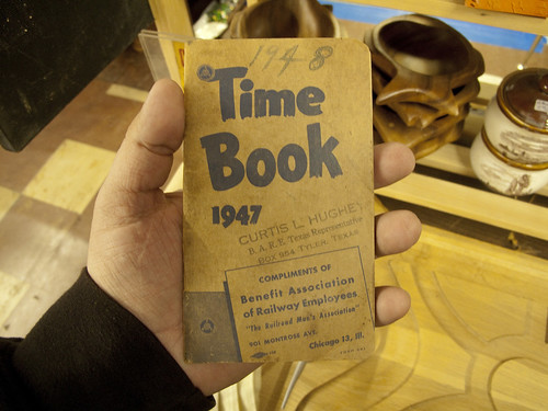 Time Book. | by Draplin