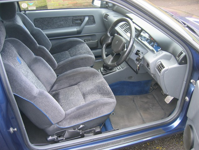 1996 renault clio williams 1 interior another superb affor flickr. Black Bedroom Furniture Sets. Home Design Ideas