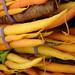 Multi Colored Carrots.