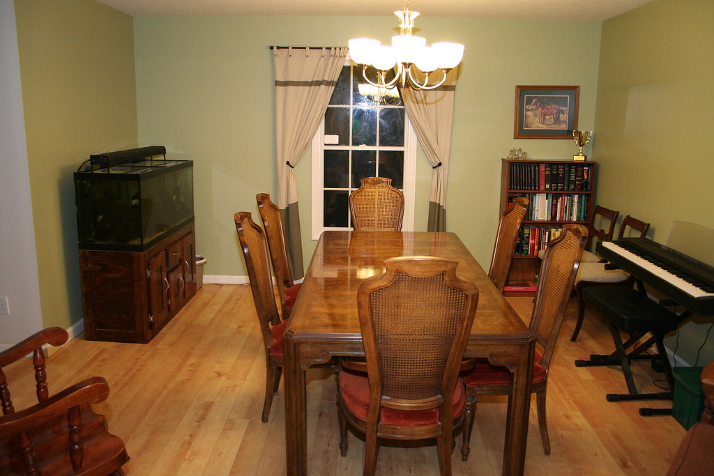 Mobile Home Dining Room Colors