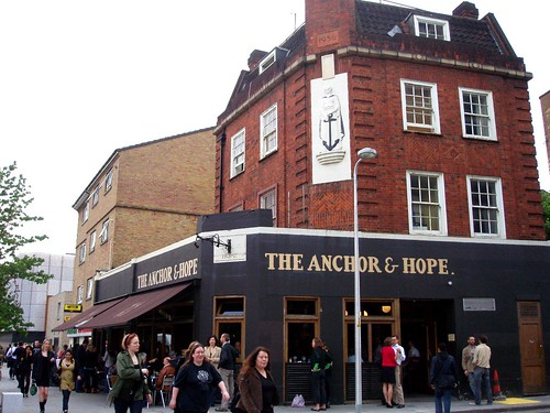 Anchor and Hope, Southwark, SE1 | by Ewan-M