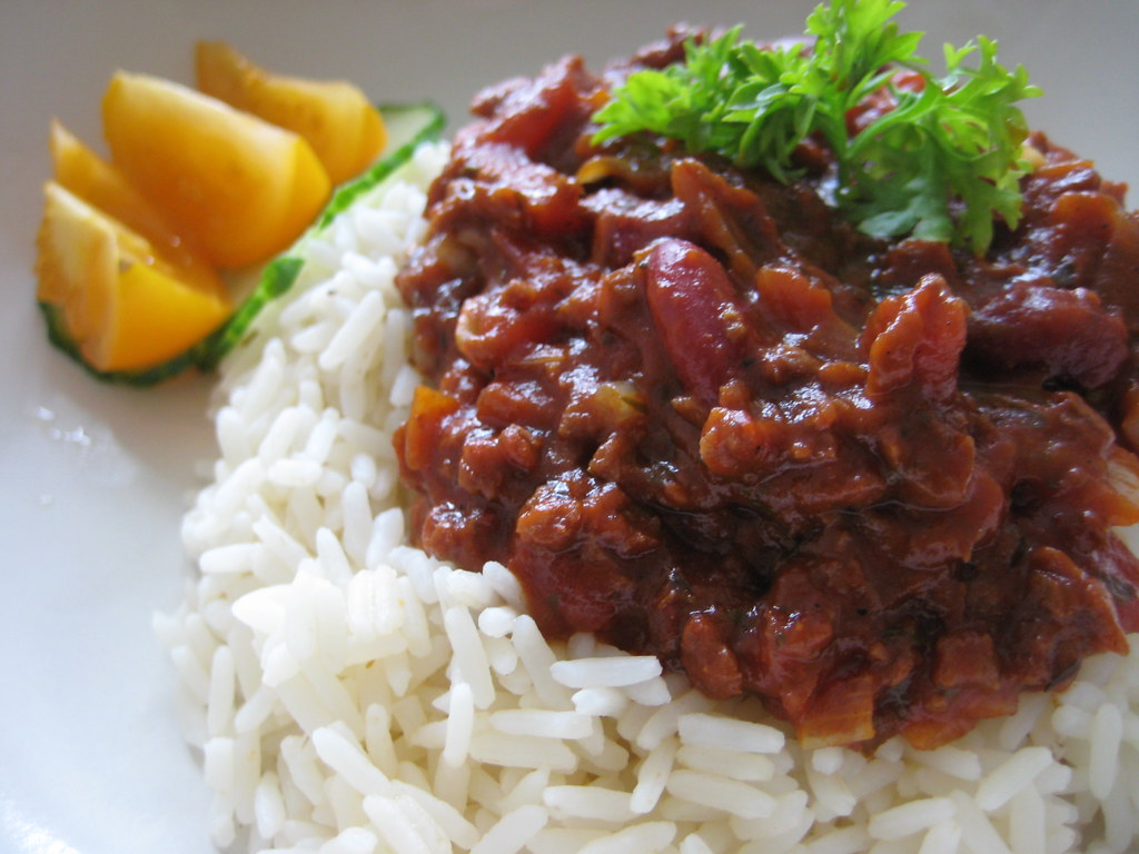 1632 vegan chili con carne again miikka h flickr. Black Bedroom Furniture Sets. Home Design Ideas