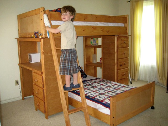 Diy Bunk Loft Ideas For Small Rooms High Ceilings