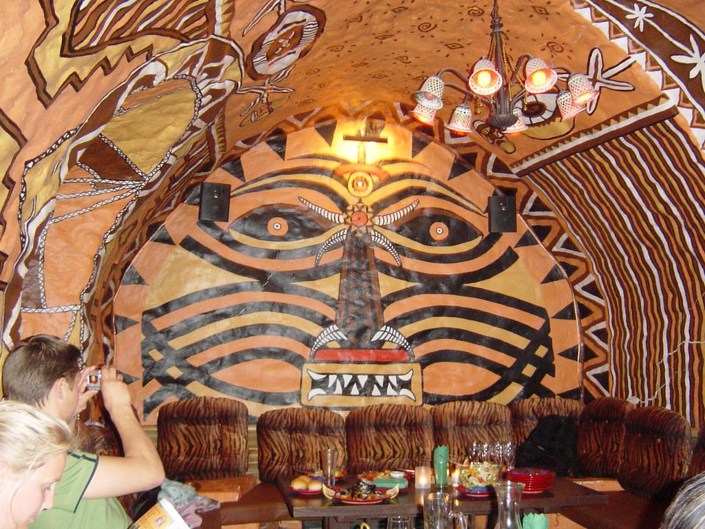 An african restaurant in tallinn impressive interior for African cuisine restaurants