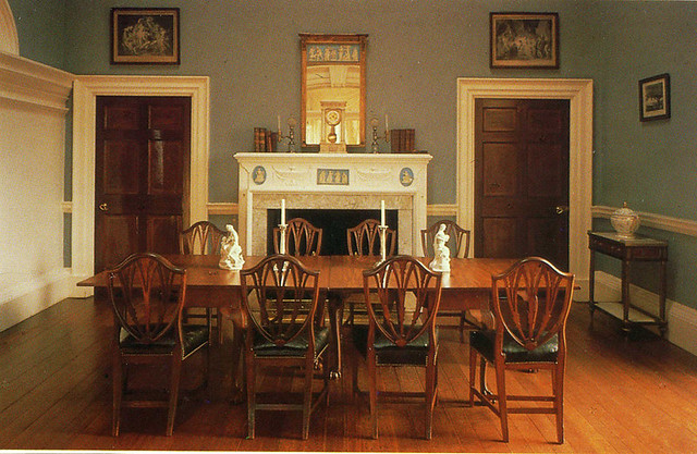 Monticello dining room tobi fairley bon appetit for Dining room 209 main monticello
