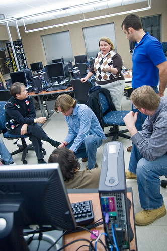 Robotic Class at UIS | by Jeremy Wilburn