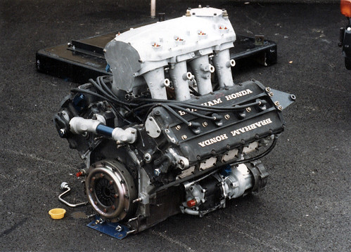 Judd Brabham Honda Turbo Cart Engine 1987 Flickr Photo