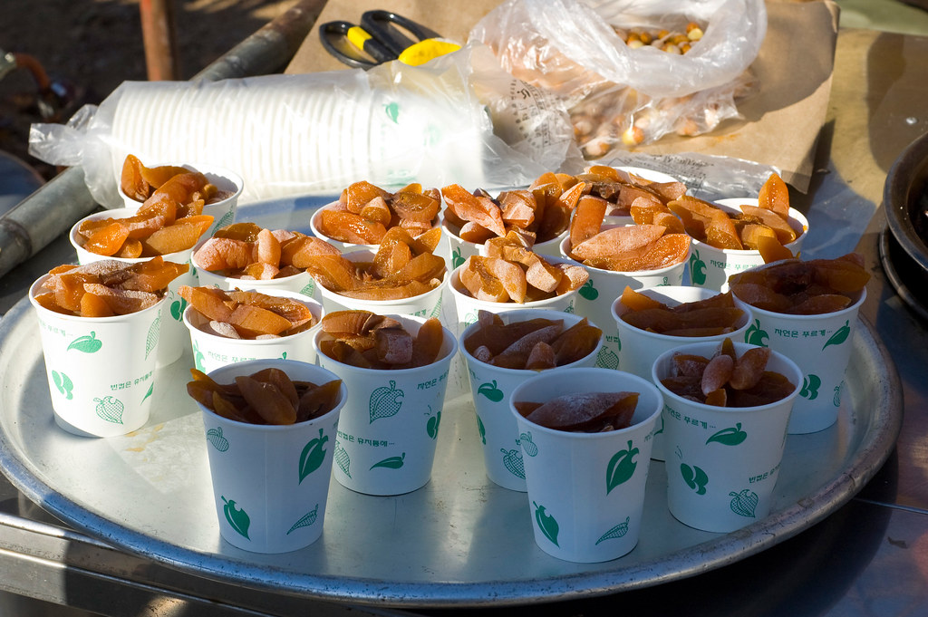 Street Food Vendors In Nyc