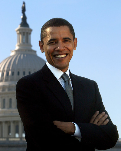 President Barack Obama: Inauguration Day 2009 | by egadapparel