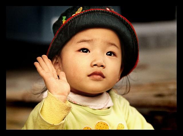 cute girl vietnam