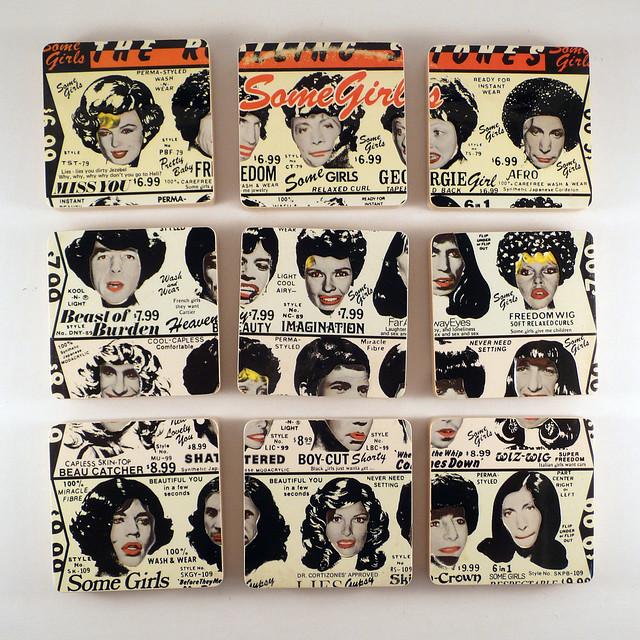 Rolling Stones Some Girls Album Art Flickr Photo Sharing