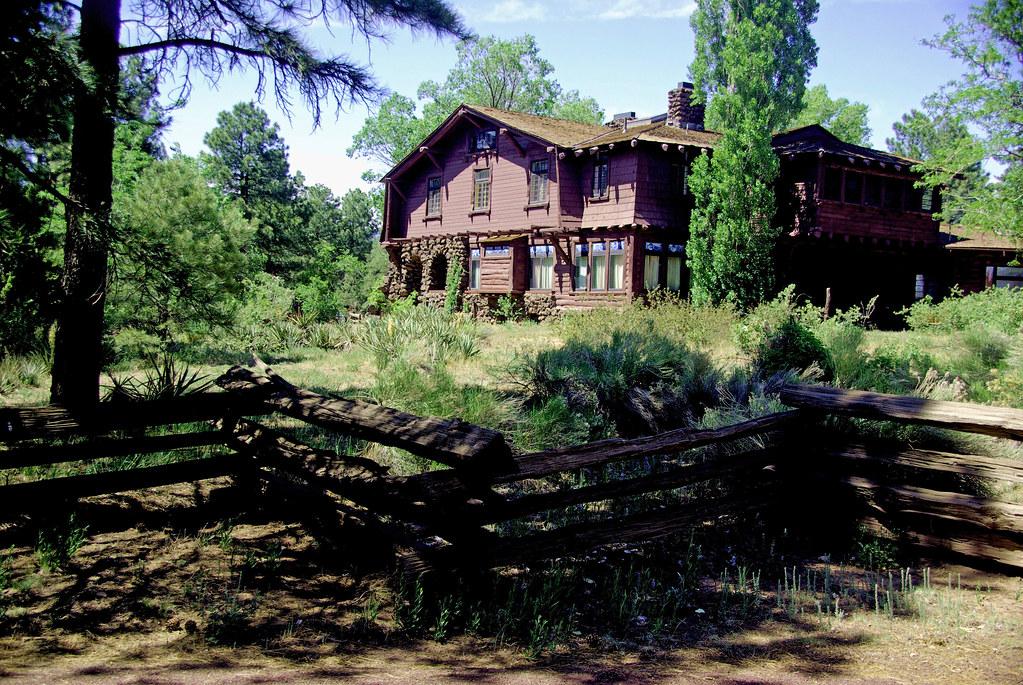 Riordan Mansion Flagstaff Arizona Riordan Mansion