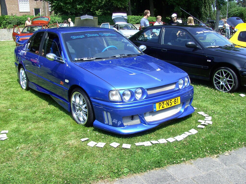 1997 nissan primera 1 6e great tuning on this 1997. Black Bedroom Furniture Sets. Home Design Ideas