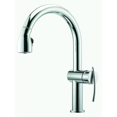 Pegasus Chrome Arko Pull down Kitchen Faucet
