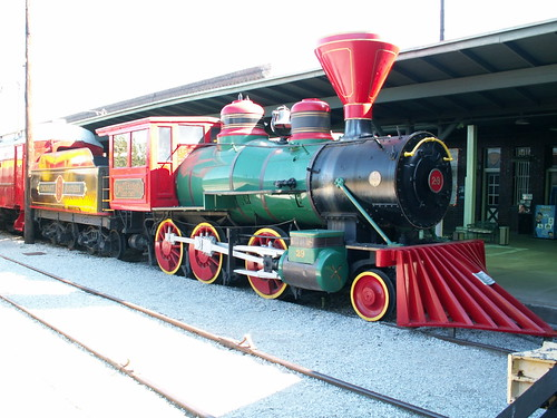 Chattanooga Choo Choo - PICT1103 | by stevent.andrews