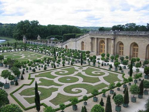 Jardins du ch teau de versailles parterre de l 39 orangerie - Jardin du chateau de versailles gratuit ...