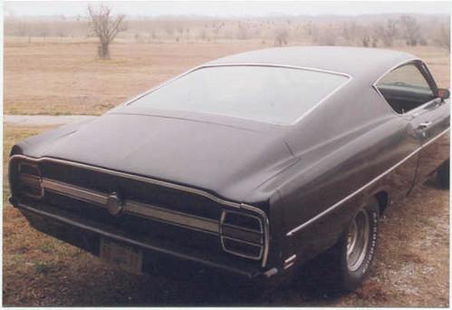 1969 ford talladega project car for sale 1969 ford tallade flickr. Black Bedroom Furniture Sets. Home Design Ideas