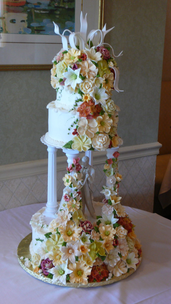 the most beautiful wedding cakes ever most beautiful wedding cake alana flickr 20879