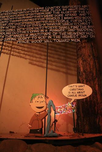 Linus Christmas Speech   Volvoab