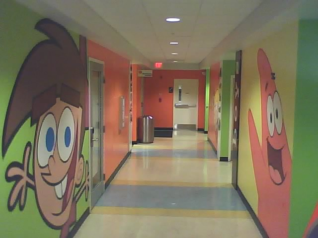 Nickelodeon Hotel Orlando | T-Mobile | Dodgeram | Flickr