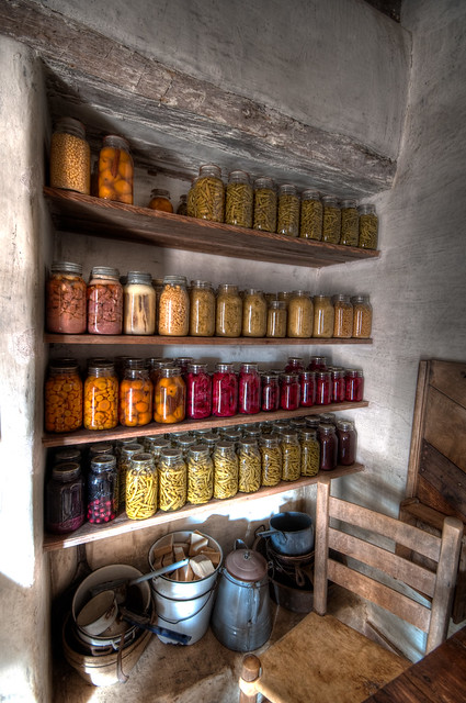 Farmhouse Pantry | Flickr - Photo Sharing!