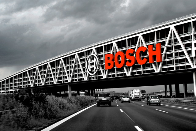 bosch bosch parkhaus multi storey parking over a8 motorway flickr. Black Bedroom Furniture Sets. Home Design Ideas
