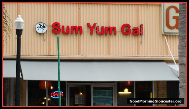 Sum Yum Gai South Beach