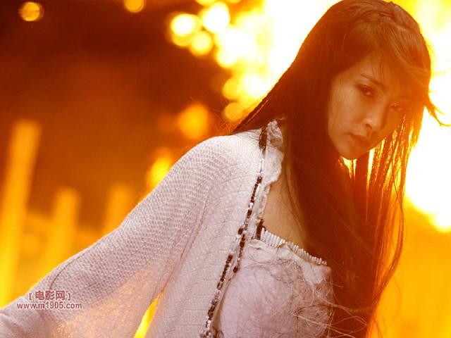 Li Bingbing In The Forbidden Kingdom