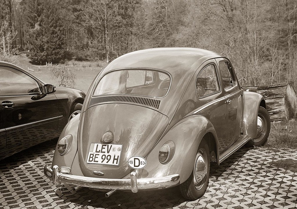 vw 1963 beetle vintage camera vintage lens classic car flickr. Black Bedroom Furniture Sets. Home Design Ideas