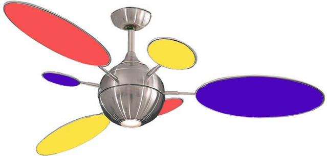 Coolest ceiling fan ever minka aire cirque with optional flickr coolest ceiling fan ever minka aire cirque with optional accessory blades by sasteve aloadofball Images
