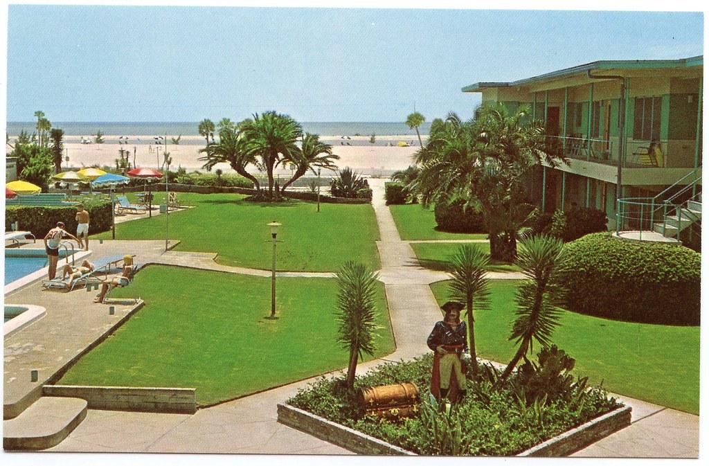 Gulf Blvd Treasure Island Florida