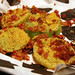 Bacon Covered Fried Green Tomatoes - Johnny Reb's Long Beach