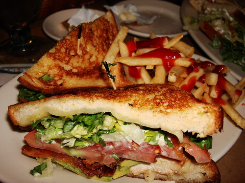 Grilled Chicken Sandwiches Fast Food