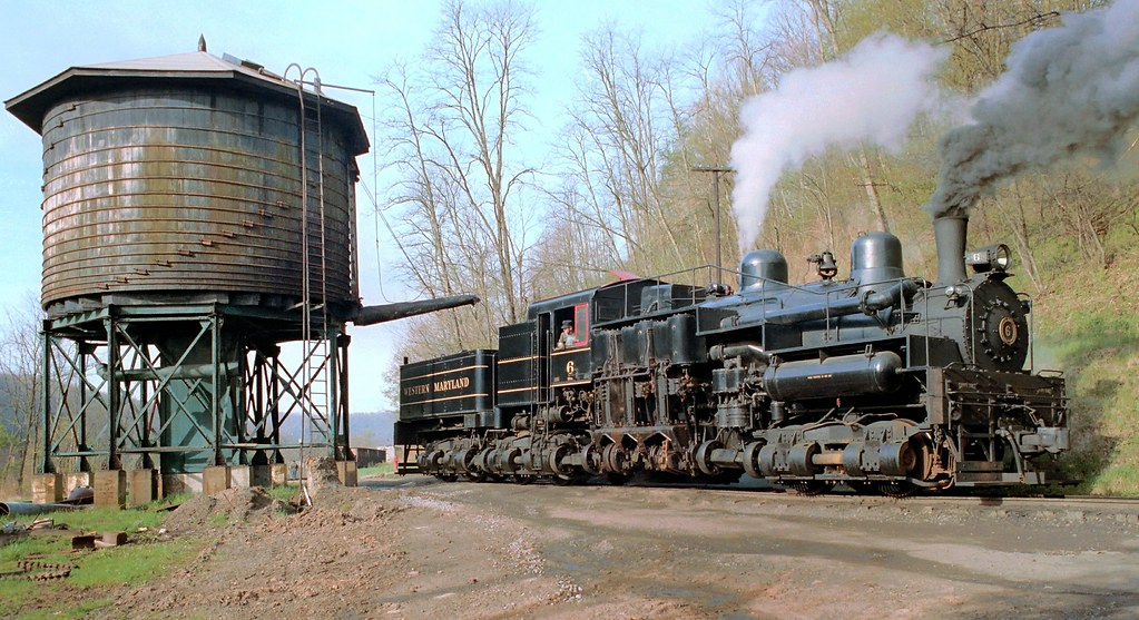 how to build a railroad steam engines