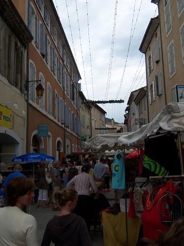 Dieulefit Market