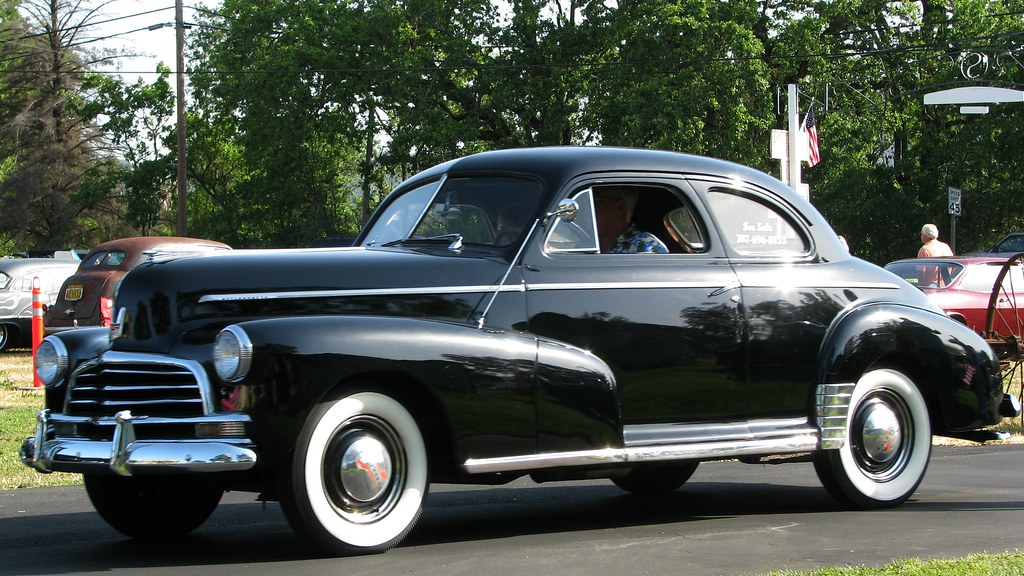 All American Chevy >> 1946 Chevrolet Stylemaster 5 Passenfer Coupe '46 C 860' 1 | Flickr