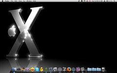 Shiny Mac OS X Leopard | by usingmac
