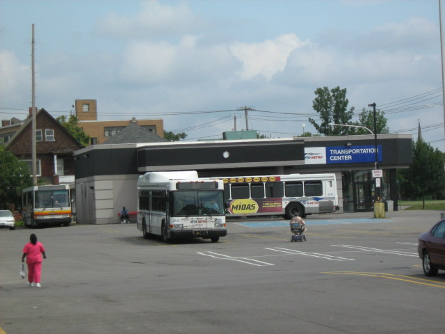 Portage Rd Transportation Center Niagara Falls One Of