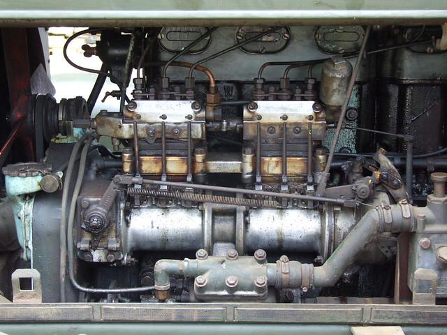 Scammell Pioneer Sv2s 6 Cylinder Diesel Engine Eyethorn