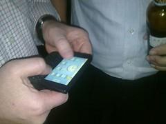 Interacción con el móvil