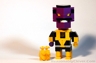 Sinestro cube dude v3 | by Reasonably Clever Chris